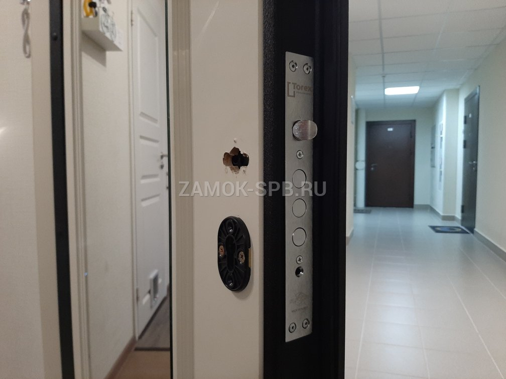Установка замка Xiaomi Aqara Smart Intelligent Door Lock S2 Pro